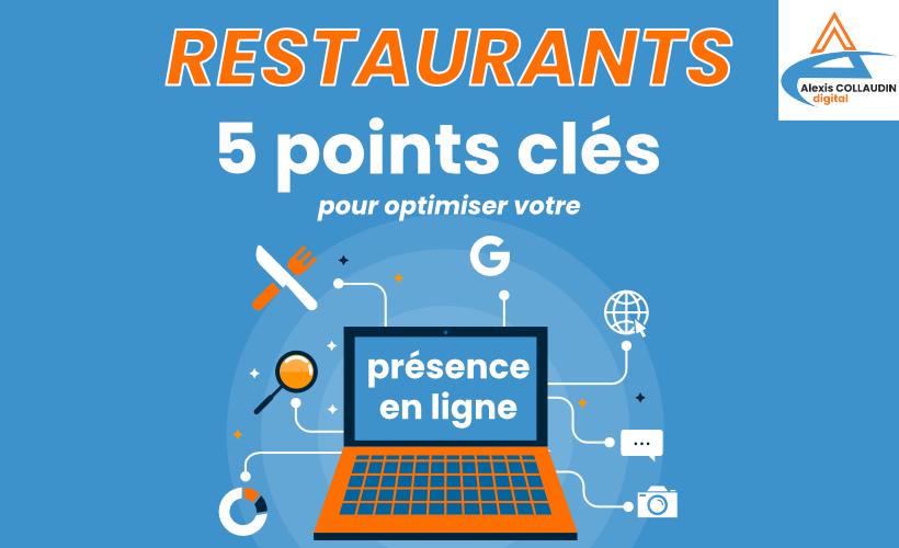Présence en ligne d'un restaurants : les meilleures pratiques