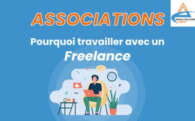 Associations : pourquoi travailler avec un freelance
